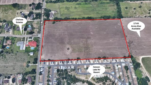 0 N Mayberry Road, Palmhurst, TX 78573 (MLS #216813) :: BIG Realty