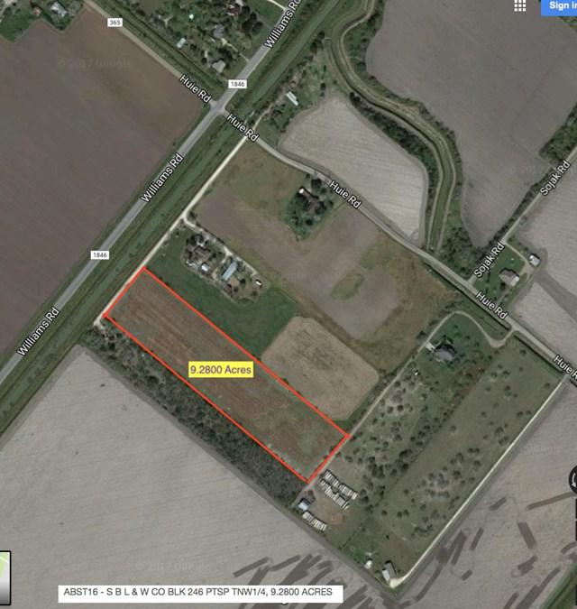 0 Williams Road, Rio Hondo, TX 78583 (MLS #217034) :: The Lucas Sanchez Real Estate Team