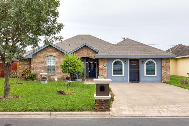 3709 Crown Point Lane, Pharr, TX 78577 (MLS #217157) :: Top Tier Real Estate Group