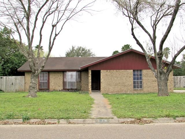 129 Collins Street, Donna, TX 78537 (MLS #217175) :: The Ryan & Brian Team of Experts Advisors