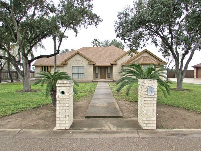 905 Paradise Circle, Palmview, TX 78574 (MLS #217215) :: The Lucas Sanchez Real Estate Team