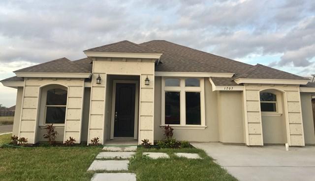 1705 W Ignacio, Alton, TX 78573 (MLS #217218) :: The Lucas Sanchez Real Estate Team