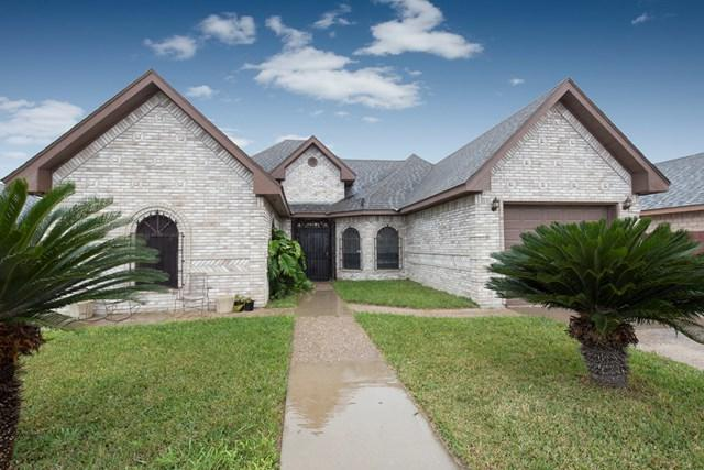 208 Denise Circle, La Blanca, TX 78560 (MLS #217221) :: The Ryan & Brian Team of Experts Advisors