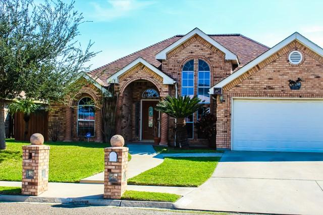 2601 Salamanca Street, Pharr, TX 78577 (MLS #217328) :: The Lucas Sanchez Real Estate Team