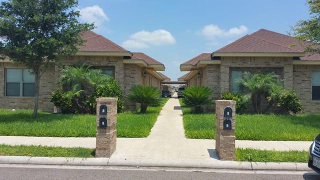 3605 Fairmont Avenue A,B,C,D, Pharr, TX 78577 (MLS #217360) :: Top Tier Real Estate Group