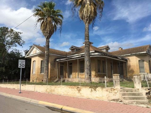 307 W 2nd Street, Rio Grande City, TX 78582 (MLS #217391) :: Top Tier Real Estate Group