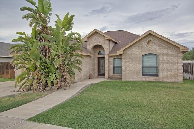 3317 Lerma Drive, Edinburg, TX 78539 (MLS #217448) :: Newmark Real Estate Group