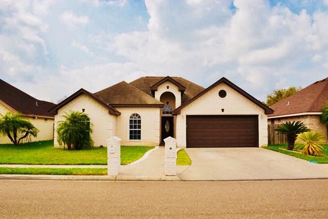 3505 N Vodka Drive, Pharr, TX 78577 (MLS #217498) :: Top Tier Real Estate Group