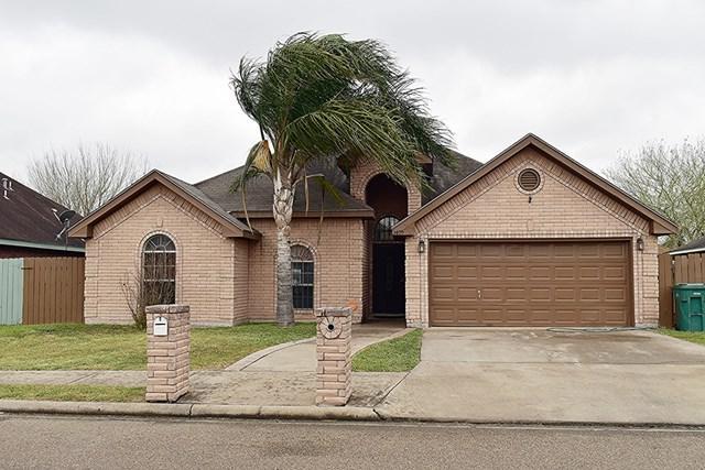 3405 N Cognac Drive, Pharr, TX 78577 (MLS #217501) :: Top Tier Real Estate Group