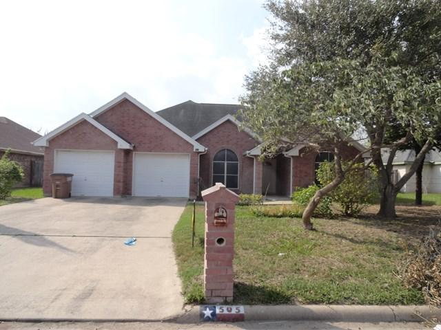 505 Boardwalk Avenue, Edinburg, TX 78539 (MLS #217519) :: BIG Realty