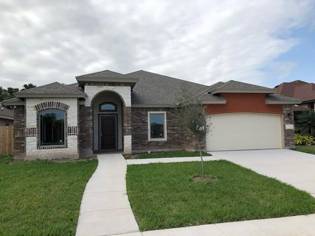 4005 Country Meadows Lot 2, Mcallen, TX 78504 (MLS #217780) :: Jinks Realty