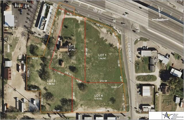 Lot 3 SW Side La Homa Road, Mission, TX 78572 (MLS #217795) :: eReal Estate Depot