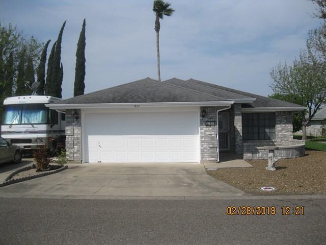 411 Capricorn Street, Mission, TX 78572 (MLS #217829) :: The Ryan & Brian Real Estate Team