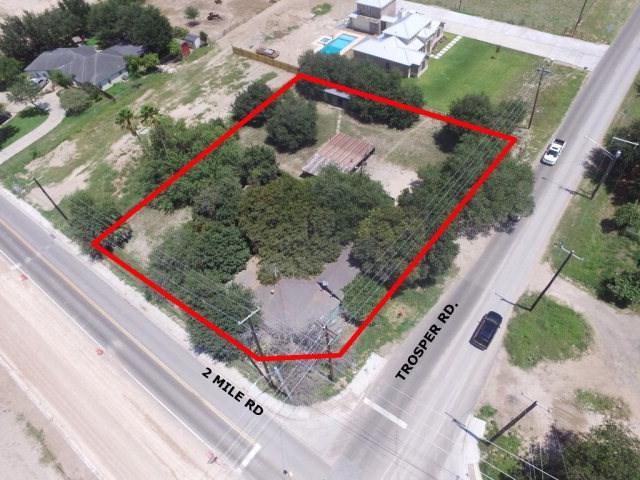 3201 N Trosper Road, Mission, TX 78573 (MLS #217832) :: Top Tier Real Estate Group