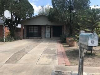 800 N 32nd Street, Mcallen, TX 78501 (MLS #217854) :: Jinks Realty