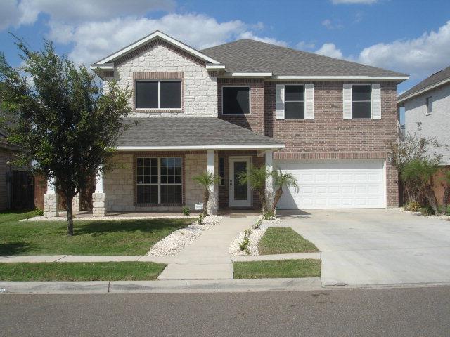 2607 San Rodrigo, Mission, TX 78572 (MLS #218146) :: Jinks Realty