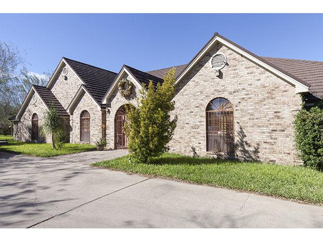 2801 N Mayberry Street, Mission, TX 78574 (MLS #218168) :: Top Tier Real Estate Group