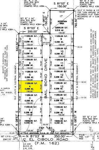20421 N Bail Bond Drive, Edinburg, TX 78539 (MLS #218226) :: The Ryan & Brian Real Estate Team