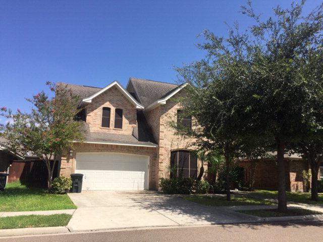 3301 Santa Olivia, Mission, TX 78572 (MLS #218274) :: Jinks Realty
