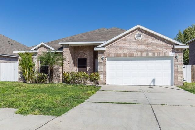 2001 W Primrose Drive, Weslaco, TX 78596 (MLS #218436) :: The Lucas Sanchez Real Estate Team