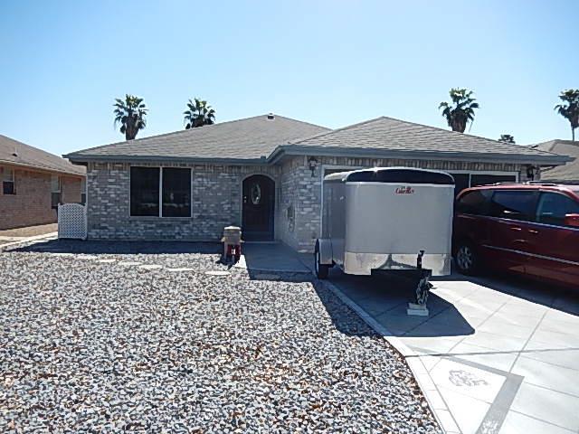 906 Lake View Drive, Mission, TX 78572 (MLS #218556) :: The Maggie Harris Team