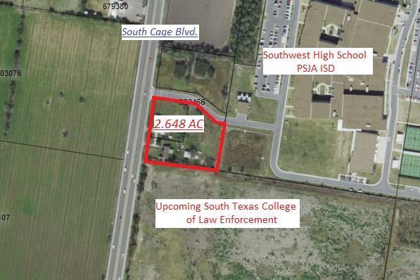3715 S Cage Boulevard, Pharr, TX 78577 (MLS #218926) :: eReal Estate Depot