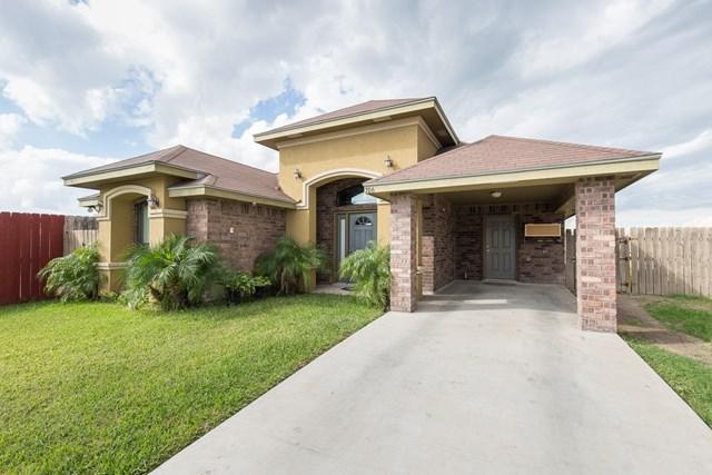 706 S 19th Street, Hidalgo, TX 78557 (MLS #219015) :: The Ryan & Brian Real Estate Team