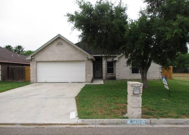 1420 Lookout Drive, Edinburg, TX 78521 (MLS #219392) :: The Maggie Harris Team