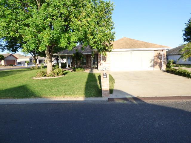 117 Aquarius Street, Mission, TX 78572 (MLS #219484) :: The Lucas Sanchez Real Estate Team