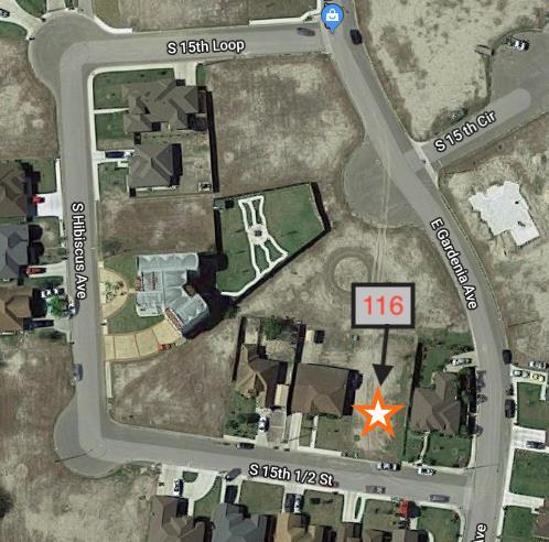 116 15 1/2 Street, Hidalgo, TX 78597 (MLS #219504) :: The Lucas Sanchez Real Estate Team