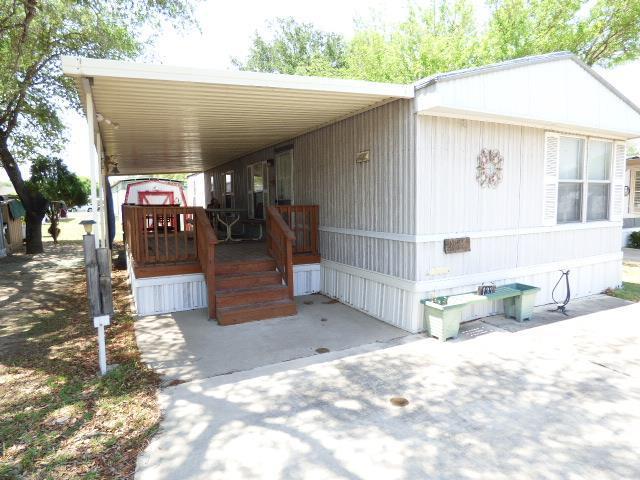 713 E Tropical Circle #133, Mission, TX 78572 (MLS #219529) :: The Lucas Sanchez Real Estate Team