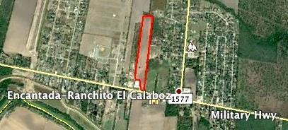 0 W Military Highway, San Benito, TX 78586 (MLS #219605) :: The Ryan & Brian Real Estate Team