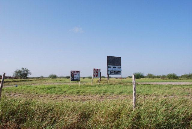 00 Expressway 83, La Grulla, TX 78548 (MLS #219621) :: The Lucas Sanchez Real Estate Team