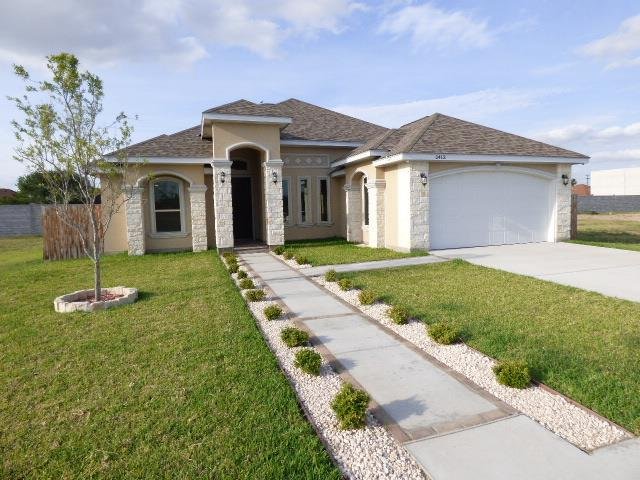 2412 Cornell Avenue, Mcallen, TX 78504 (MLS #219656) :: The Lucas Sanchez Real Estate Team