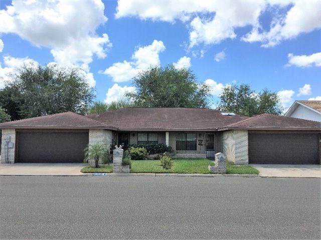 1595 & 1593 S Gastel Circle, Mission, TX 78572 (MLS #219671) :: The Lucas Sanchez Real Estate Team