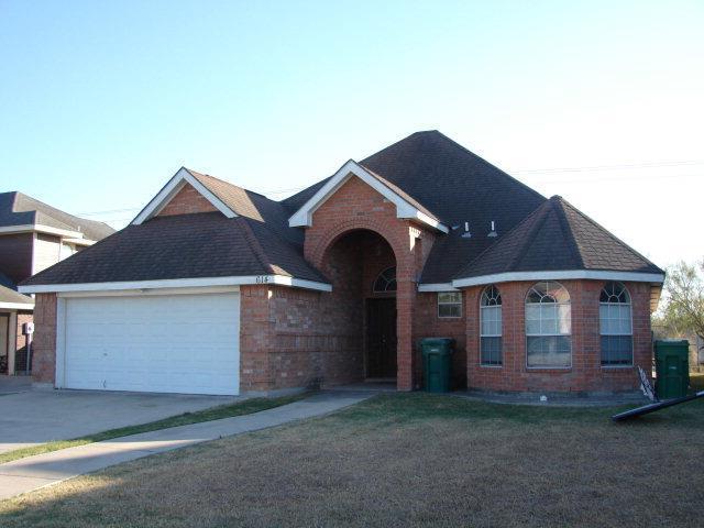 614 Melanie Drive, Pharr, TX 78577 (MLS #219733) :: Newmark Real Estate Group