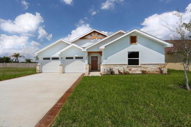 2717 Thompson Street, Mission, TX 78573 (MLS #220161) :: The Lucas Sanchez Real Estate Team