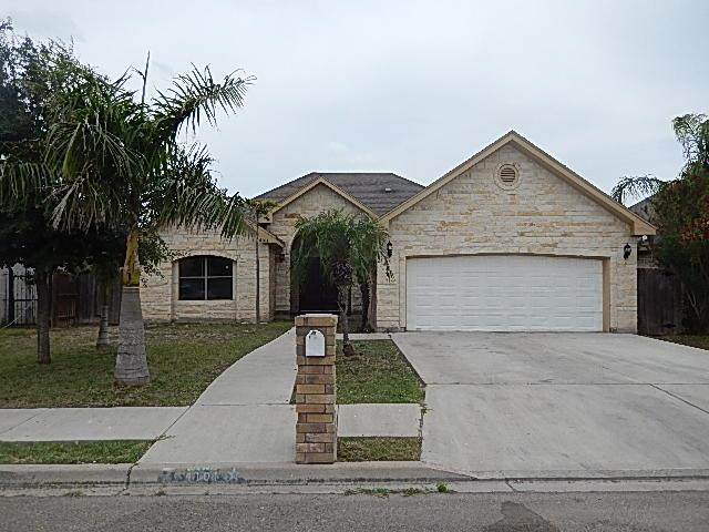 4101 San Angelo Street, Pharr, TX 78577 (MLS #220411) :: Berkshire Hathaway HomeServices RGV Realty