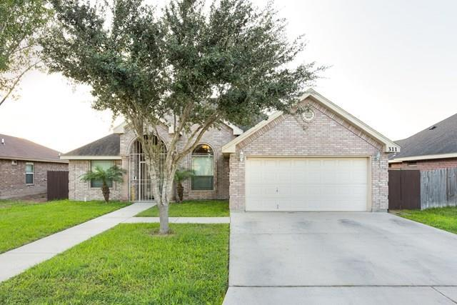 311 Laura Drive, Alamo, TX 78516 (MLS #220513) :: Berkshire Hathaway HomeServices RGV Realty