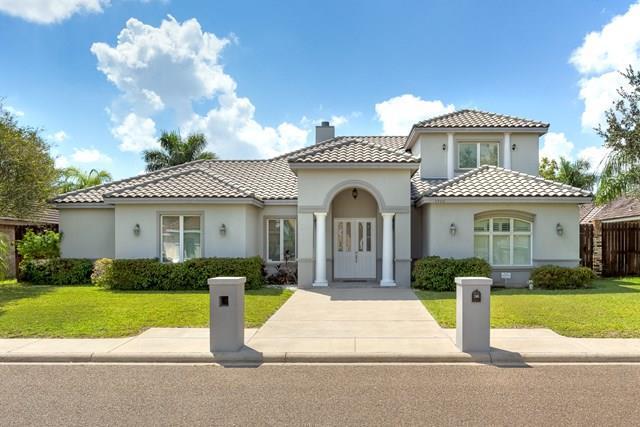 2506 Ponderosa Drive, Mission, TX 78572 (MLS #220733) :: Berkshire Hathaway HomeServices RGV Realty