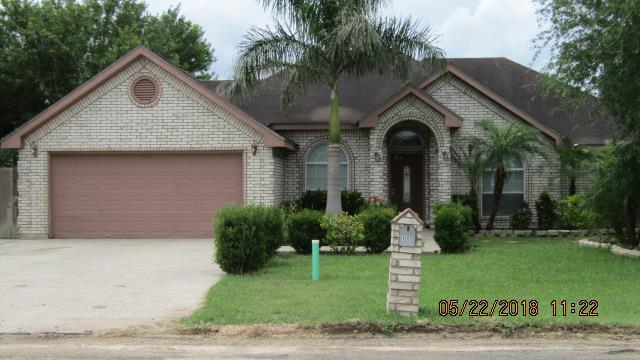 1601 W Tierra Linda Circle, Palmview, TX 78572 (MLS #220758) :: The Ryan & Brian Real Estate Team