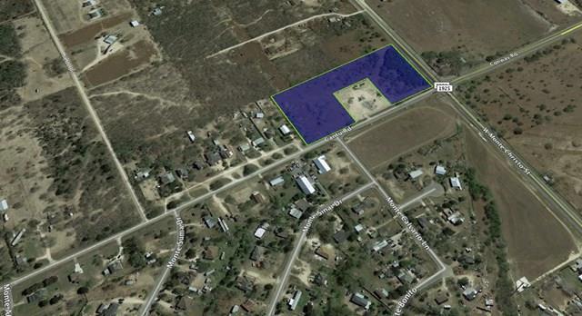 220 Cantu Road, Edinburg, TX 78541 (MLS #221043) :: The Ryan & Brian Real Estate Team