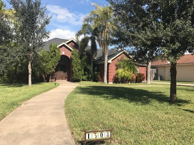 1508 Duke Avenue, Mcallen, TX 78504 (MLS #221624) :: Jinks Realty