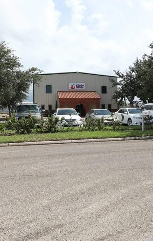 330 Industrial Boulevard, Mercedes, TX 78570 (MLS #221707) :: The Lucas Sanchez Real Estate Team