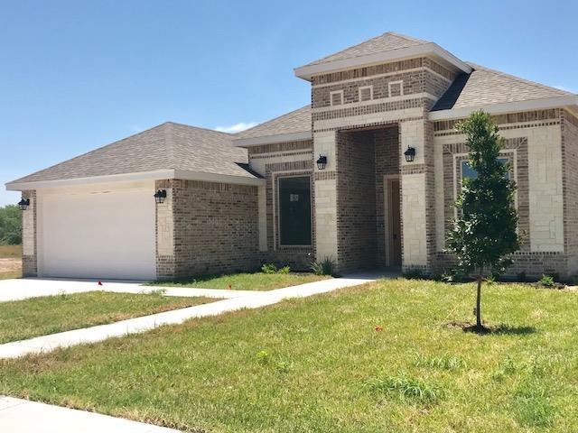 3802 Spanish Oak Drive, Weslaco, TX 78596 (MLS #221844) :: The Ryan & Brian Real Estate Team