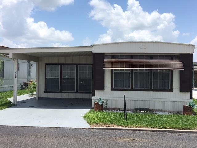 2722 Mesa Verde Drive, Weslaco, TX 78596 (MLS #222114) :: The Ryan & Brian Real Estate Team