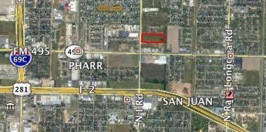 000 N Veterans Boulevard, San Juan, TX 78589 (MLS #222131) :: The Ryan & Brian Real Estate Team