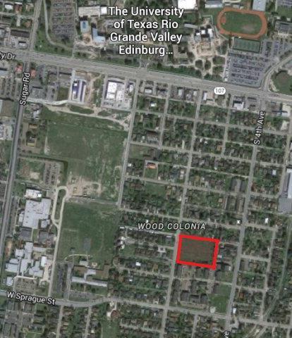 0000 S 2nd Avenue, Edinburg, TX 78539 (MLS #222400) :: The Ryan & Brian Real Estate Team