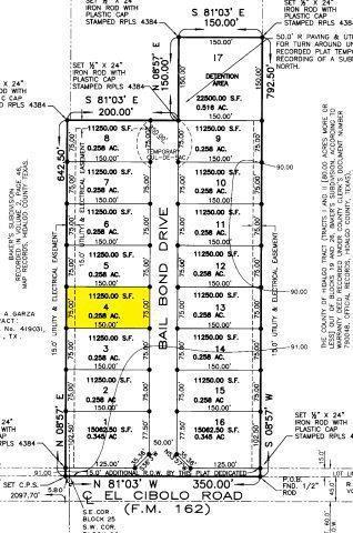 20421 N Bail Bond Drive, Edinburg, TX 78539 (MLS #222592) :: The Ryan & Brian Real Estate Team