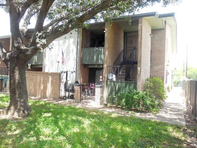 519 S 4th Avenue D4, Edinburg, TX 78539 (MLS #222669) :: The Ryan & Brian Real Estate Team